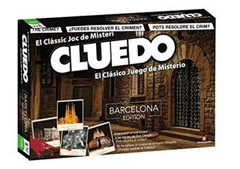 CLUEDO-BARCELONA