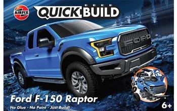 Ford F-150 Raptor.