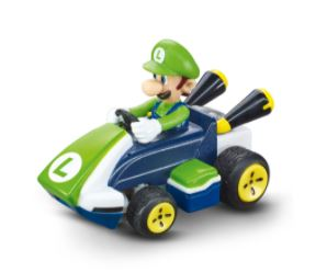 Luigi Mini RC, 2.4Ghz.