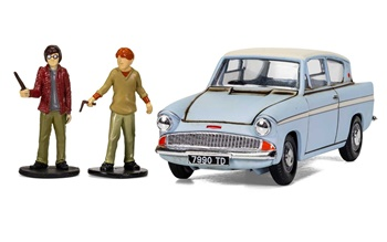 Harry Potter Ford Anglia.