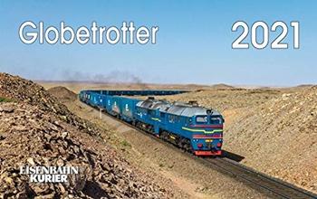 Calendario 2021 Globetrotter.