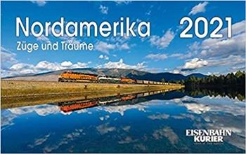 Calendario 2021 Nordamerika.