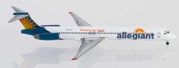 Allegiant Air McDonnell Douglas MD-83.