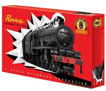 Tren Celebración 100 Aniversario A ROVEX.
