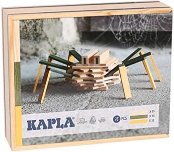 KAPLA Araña, 75 piezas.