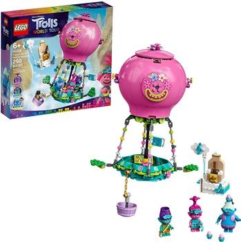 TROLLS: Aventura en globo Poppy.