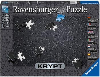 Krypt Black, 736 piezas.