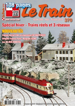 Le Train: Revista mensual.