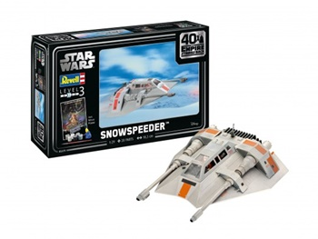 Snowspeeder. Kit escala 1/29.