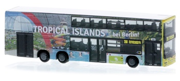 MAN Lion s City DL07 BVG Tropical Islands.