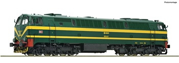Locomotora Diesel serie 333 RENFE. Digital con Sonido.