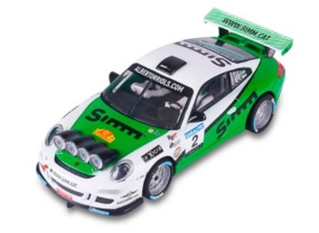 Porsche Rally Orriols. Advance.