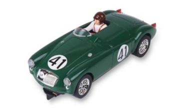 MG A 1955 Le Mans.
