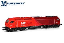 Locomotora diesel Takargo Rail 6005.