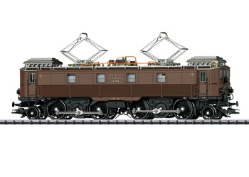 Locomotora eléctrica Be 4/6 Stängelilok de la SBB.