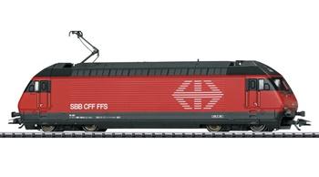 Locomotora Eléctrica Re460 SBB, época VI.