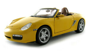 Porsche Boxter S.