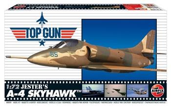 TOP GUN Jester s A-4 Skyhawk.