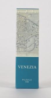 Venecia, puzzle 540 piezas. Medida: 50x35cm.