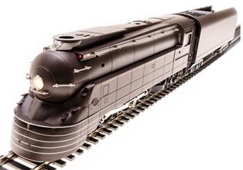 Locomotora PRR K4S Streamlined 3768. Digital con Sonido.