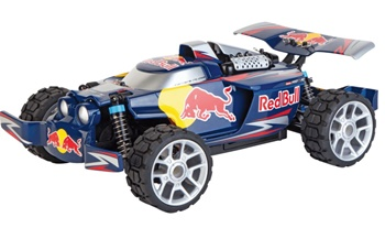 Red Bull NX2-PX-Carrera, 2.4 GHz D/P.