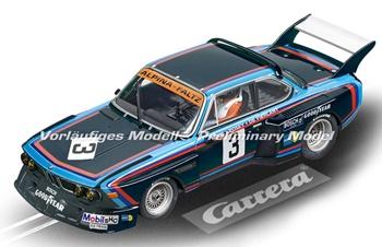 BMW 3.5 CSL N.3 Silverstone 1976.