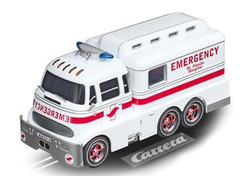 Carrera Ambulancia. DIGITAL.