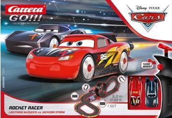 Disney Pixar Car ROCKET RACER.