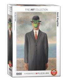 El hijo del hombre, René Magritte.