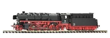 Locomotora vapor serie 043 DB, época IV.
