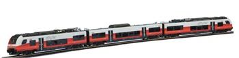 Tren de pasajeros Desiro ML Cityjet del OBB, época VI.