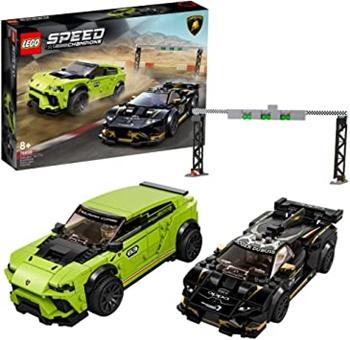 SPEED CHAMPION: Lamborghini Urus vs Lamborghini Huracán.