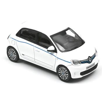 Renault Twingo Z.E. 2020. Escala 1/43.