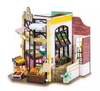 Diy House: Happy Corner Carl s Fruit shop.