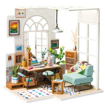Diy Miniature house: Soho time.