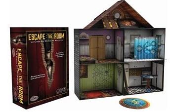 ESCAPE THE ROOM: La casa de muñecas maldita.