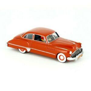 American Buick color rojo.