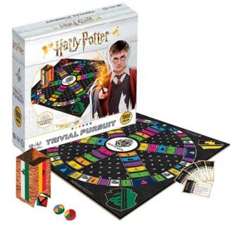 TRIVIAL PURSUIT: Harry Potter.