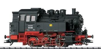Locomotora de vapor clase BR80 DR/DDR, época III. Digital con sonido.