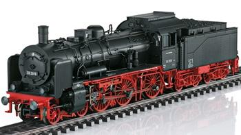 Locomotora de Vapor clase BR38 DB, época III. Digital con Sonido.
