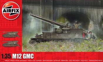 M12 GMC, escala 1/35.