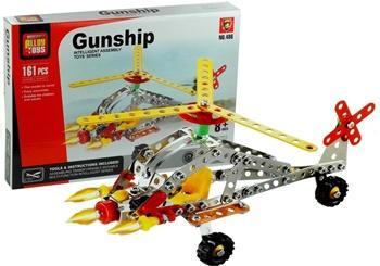 Gunship, 161 piezas. A partir de 8 años.