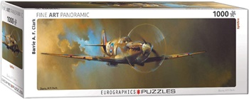 Spitfire, 1000 piezas panoramico.