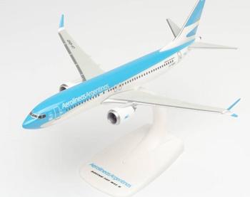 Aerolíneas Argentinas B737 MAX8 SNAP-FIT, escala 1/200.