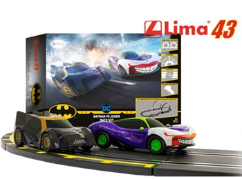 Set LIMA: Batman vs Joker