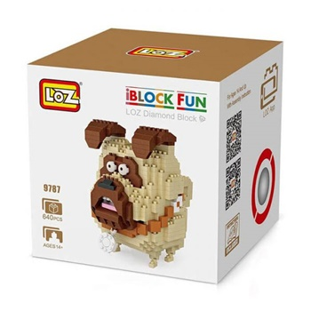 Mascota, 640 piezas.