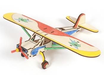 Falcon Junior. Kit de madera.
