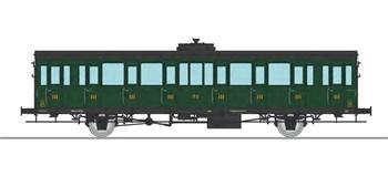 Cpche pasajeros 3 clase C8S n34900.