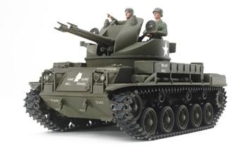 US M42 DUSTER, kit escala 1/35.