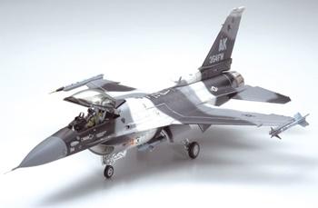 F-16CN, escala 1/48.
